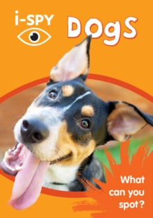 i-Spy Dogs: What Can You Spot?, Paperback