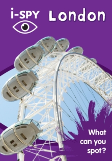 i-Spy London: What Can You Spot?, Paperback