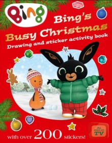Bing : Bing's Busy Christmas, Paperback