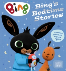 Bing's Bedtime Stories, Hardback Book