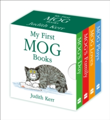 My First Mog Books [Little Library Edition], Hardback Book