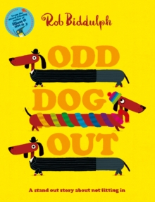 Odd Dog Out, Paperback Book