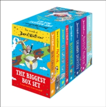 The World of David Walliams: The Biggest Box Set, Mixed media product Book