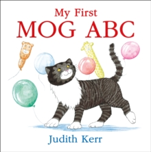 My First Mog ABC, Paperback Book