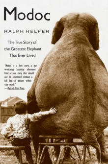 Modoc : The True Story of the Greatest Elephant That Ever Lived, Paperback Book
