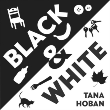 Black and White, Board book