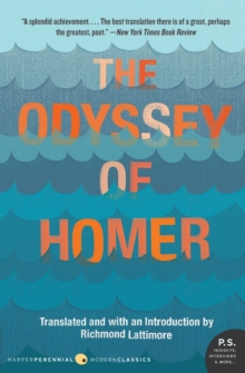 "The ""Odyssey"" of Homer, Paperback"