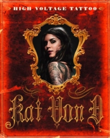 High Voltage Tattoo, Hardback Book