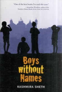 Boys without Names, Paperback Book