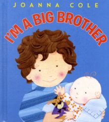 I'm a Big Brother, Hardback Book