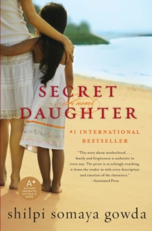 Secret Daughter : A Novel, Paperback