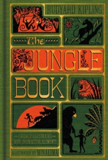 The Jungle Book : (Illustrated with Interactive Elements), Hardback