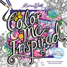 Color Me Inspired, Paperback Book
