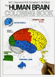 The Human Brain Coloring Book, Paperback