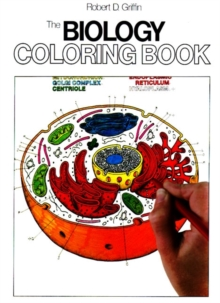 Biology Coloring Book, Paperback
