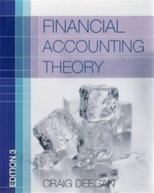 Financial Accounting Theory, Paperback