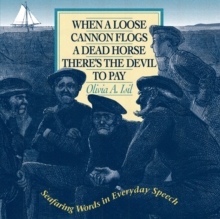 When a Loose Cannon Flogs a Dead Horse There's the Devil to Pay : Seafaring Words in Everyday Speech, Paperback