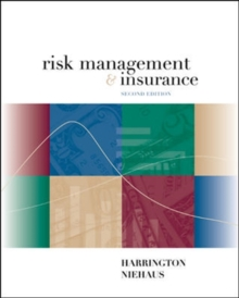 Risk Management and Insurance, Paperback