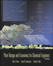 Plant Design and Economics for Chemical Engineers, Paperback