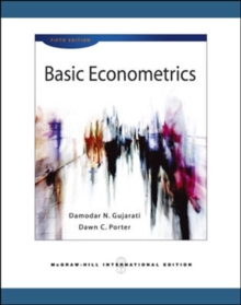 Basic Econometrics, Paperback Book