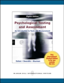 Psychological Testing And Assessment, Paperback Book