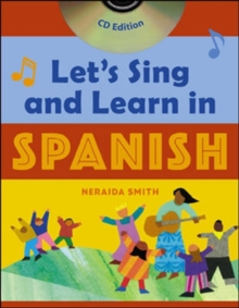 Let's Sing and Learn in Spanish, Mixed media product Book
