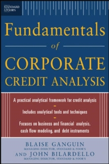 Standard & Poor's Fundamentals of Corporate Credit Analysis, Hardback