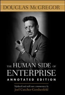 The Human Side of Enterprise, Hardback