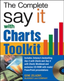 The Say it with Charts Complete Toolkit, Mixed media product