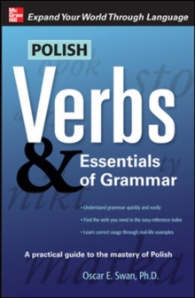 Polish Verbs and Essentials of Grammar, Paperback