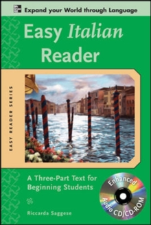 Easy Italian Reader : A Three-part Text for Beginning Students, Mixed media product