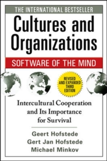 Cultures and Organizations: Software of the Mind, Paperback