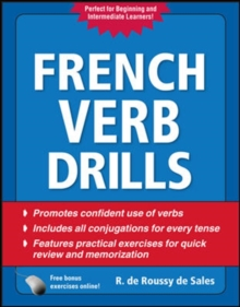 French Verb Drills, Paperback