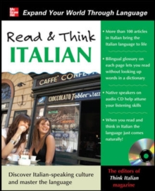 Read and Think Italian, Mixed media product