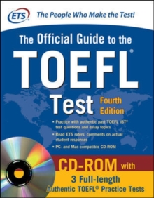 Official Guide to the TOEFL Test with CD-ROM, Mixed media product