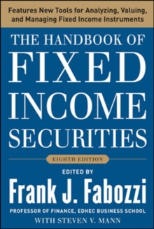The Handbook of Fixed Income Securities, Hardback