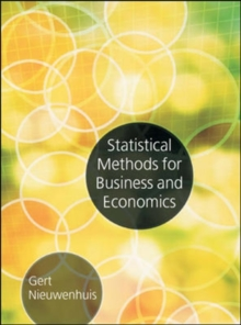 Statistical Methods for Business and Economics, Hardback