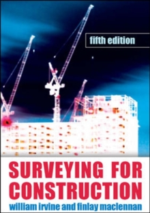 Surveying For Construction, Paperback