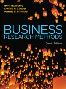 Business Research Methods, Paperback
