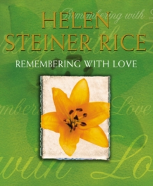 Remembering with Love, Hardback