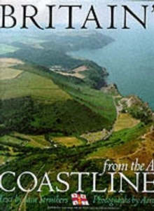 Britain's Coastlines from the Air : Published in Association with the Royal National Lifeboat Institution, Hardback