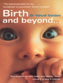 Birth and Beyond : The Definitive Guide to Your Pregnancy, Your Birth, Your Family - From Minus 9 to Plus 9 Months, Hardback