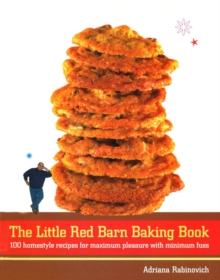 The Little Red Barn Baking, Paperback