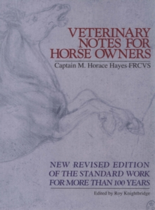 Veterinary Notes for Horse Owners, Paperback