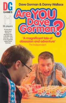 Are You Dave Gorman?, Paperback Book