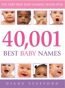 40,001 Best Baby Names, Paperback