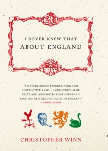 I Never Knew That About England, Hardback