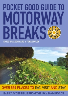 Pocket Good Guide to Motorway Breaks, Paperback