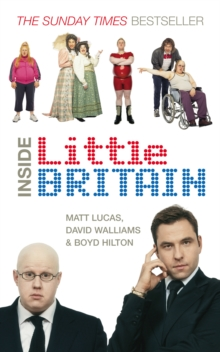 "Inside ""Little Britain"", Paperback Book"