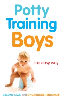 Potty Training Boys, Paperback Book